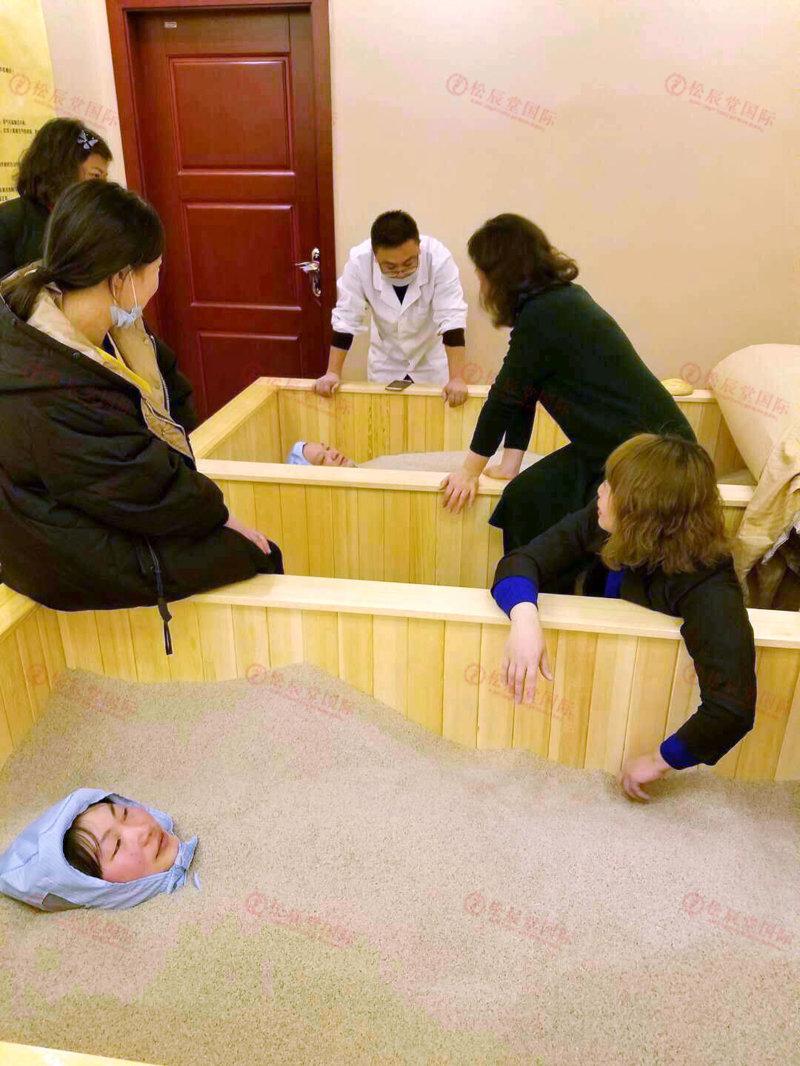 松辰堂国际带您了解沙灸对女人的好处,沙灸对女人的好处有哪些