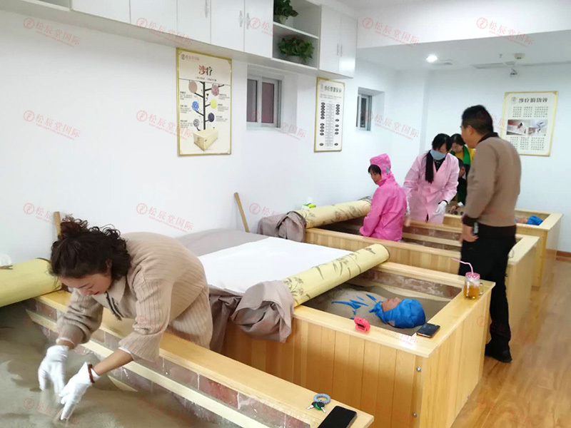 松辰堂国际带您了解秋季沙灸的好处