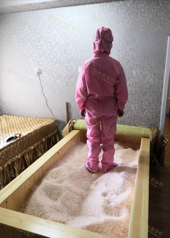 松辰堂国际带您了解开沙疗加盟店生意怎么样