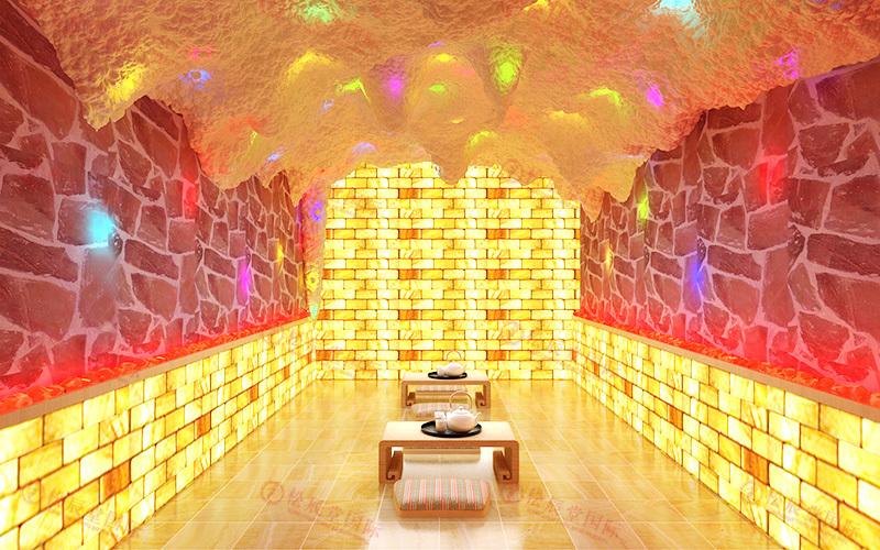 松辰堂国际带您了解开一家盐疗房需要注意什么